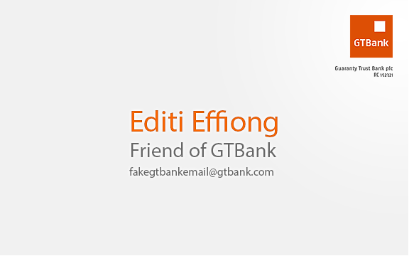 GTBank Responds: We know there are challenges, but we are improving