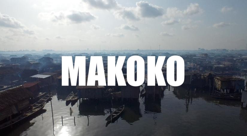 #DroneDiaries Visiting Makoko