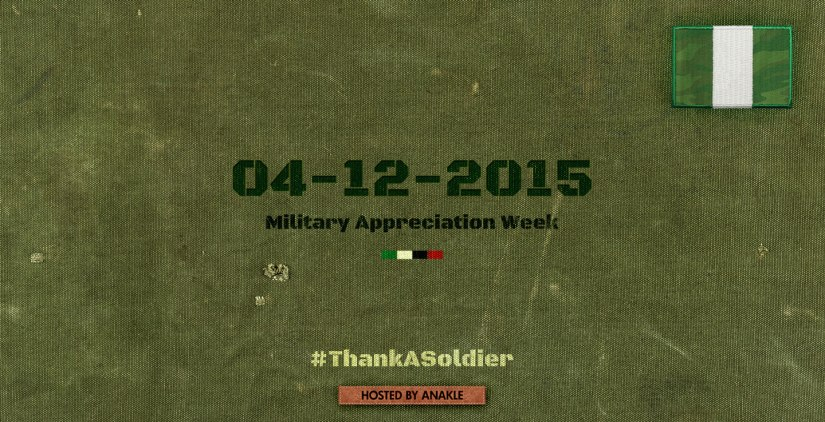 #ThankASoldier: It's good to tweet, but better to act!